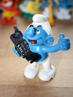 Mobiltelefonsmurfen